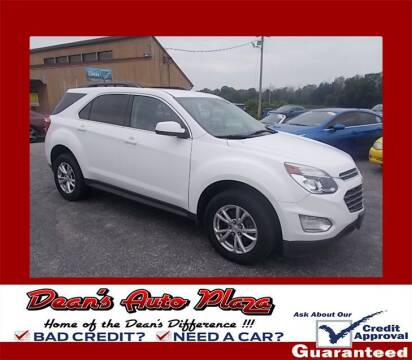 2017 Chevrolet Equinox for sale at Dean's Auto Plaza in Hanover PA
