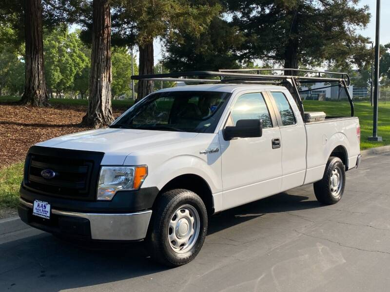 2014 Ford F-150 for sale at KAS Auto Sales in Sacramento CA