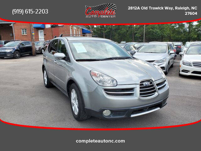 2006 Subaru B9 Tribeca for sale at Complete Auto Center , Inc in Raleigh NC