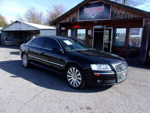 2006 Audi A8 L for sale at LEE AUTO SALES in McAlester OK
