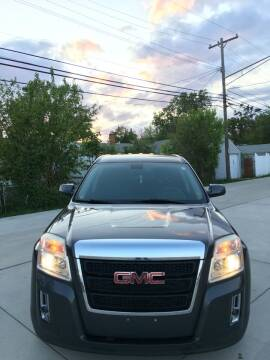 2010 GMC Terrain for sale at Suburban Auto Sales LLC in Madison Heights MI