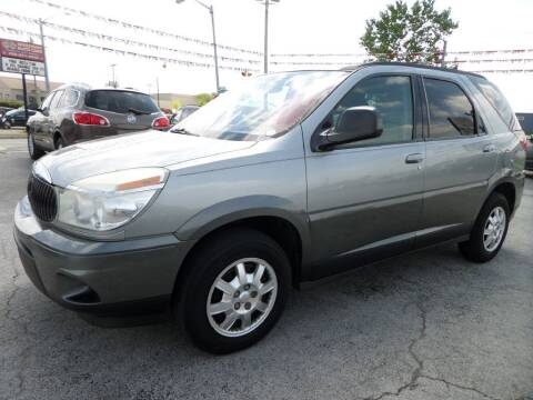 2004 Buick Rendezvous for sale at Budget Corner in Fort Wayne IN