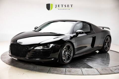 2011 Audi R8 for sale at Jetset Automotive in Cedar Rapids IA