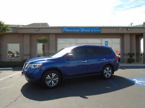 2017 Nissan Pathfinder for sale at Family Auto Sales in Victorville CA