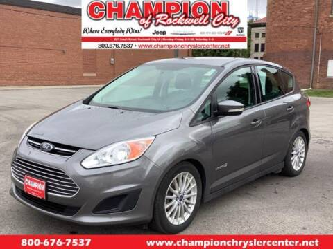 2014 Ford C-MAX Hybrid for sale at CHAMPION CHRYSLER CENTER in Rockwell City IA