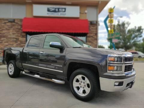 2014 Chevrolet Silverado 1500 for sale at 719 Automotive Group in Colorado Springs CO