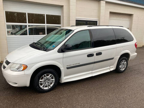2006 Dodge Grand Caravan for sale at Ogden Auto Sales LLC in Spencerport NY