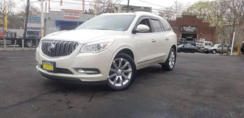 2014 Buick Enclave for sale at Elis Motors in Irvington NJ