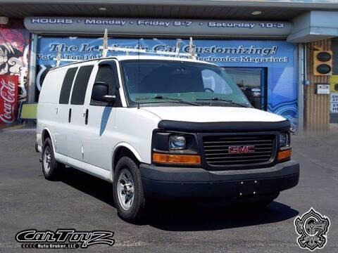 2014 GMC Savana Cargo for sale at Distinctive Car Toyz in Pleasantville NJ