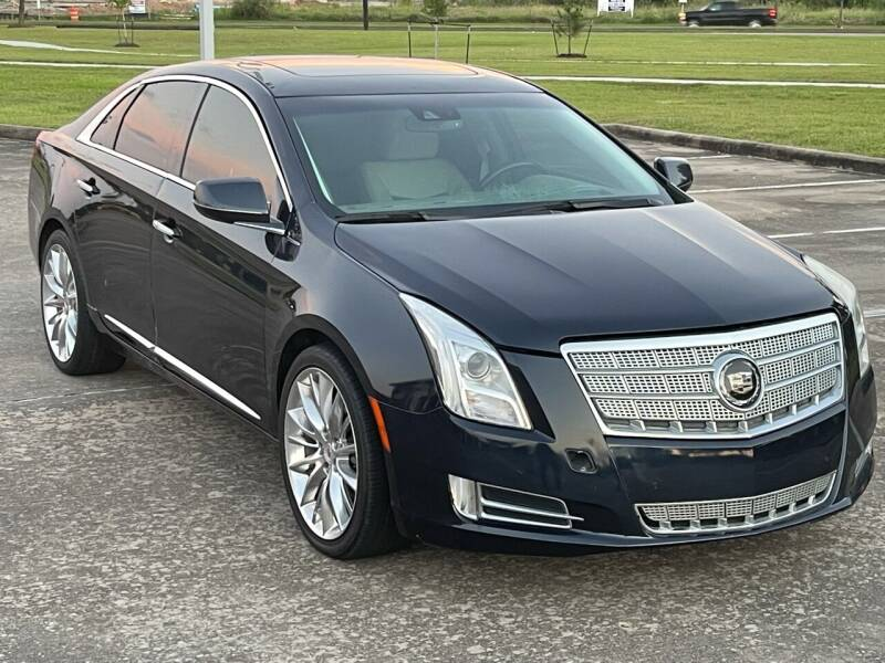 2013 Cadillac XTS for sale at Hadi Motors in Houston TX