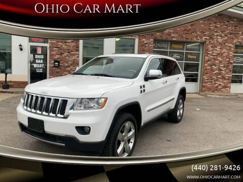 2013 Jeep Grand Cherokee for sale at Ohio Car Mart in Elyria OH