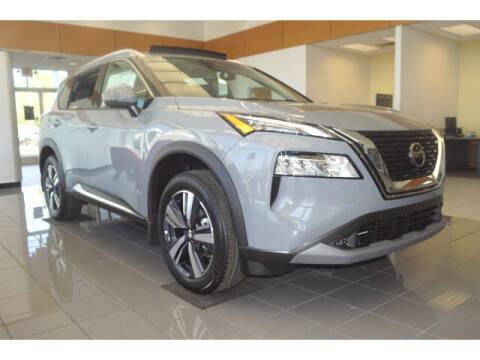 2021 Nissan Rogue for sale at BLACKBURN MOTOR CO in Vicksburg MS