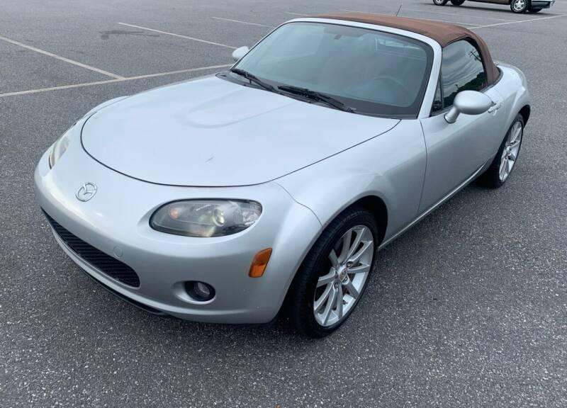 2006 Mazda MX-5 Miata for sale at American Auto Mall in Fredericksburg VA