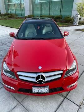 2012 Mercedes-Benz C-Class for sale at Auto Emporium in San Jose CA