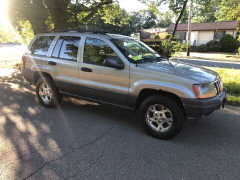2001 Jeep Grand Cherokee for sale at Car-Nation Enterprises Inc in Ashland MA