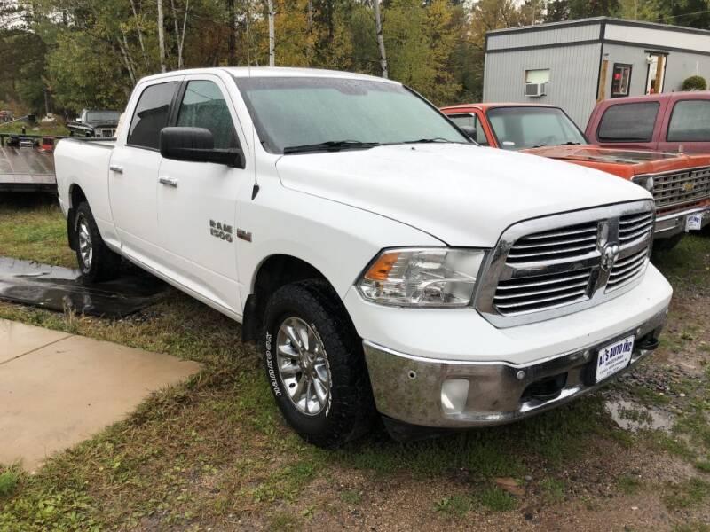 2014 RAM Ram Pickup 1500 for sale at Al's Auto Inc. in Bruce Crossing MI
