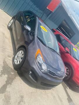 2014 Kia Rio 5-Door for sale at Car Barn of Springfield in Springfield MO