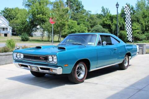 1969 Dodge Coronet for sale at Great Lakes Classic Cars & Detail Shop in Hilton NY