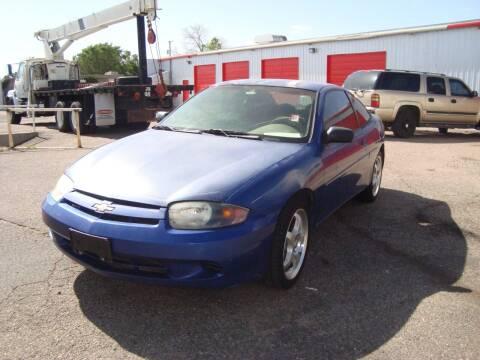2005 Chevrolet Cavalier for sale at One Community Auto LLC in Albuquerque NM