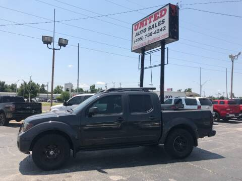 2012 Nissan Frontier for sale at United Auto Sales in Oklahoma City OK