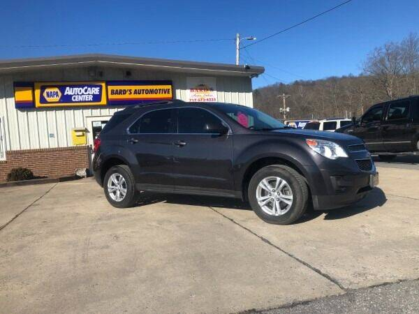 2015 Chevrolet Equinox for sale at BARD'S AUTO SALES in Needmore PA