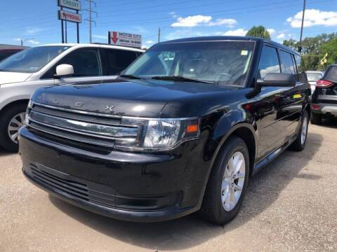2017 Ford Flex for sale at Champs Auto Sales in Detroit MI