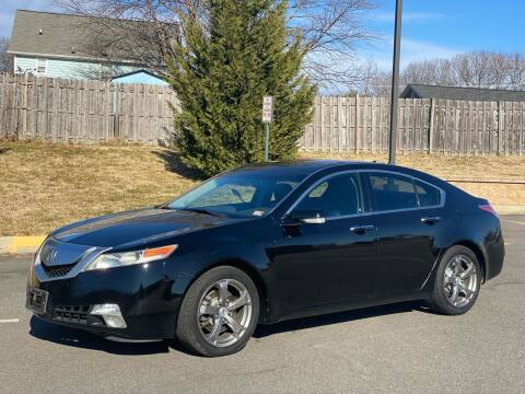2011 Acura TL for sale at Superior Wholesalers Inc. in Fredericksburg VA