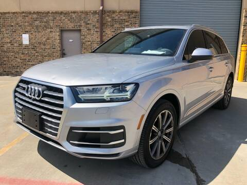 2019 Audi Q7 for sale at The Auto & Marine Gallery of Houston in Houston TX