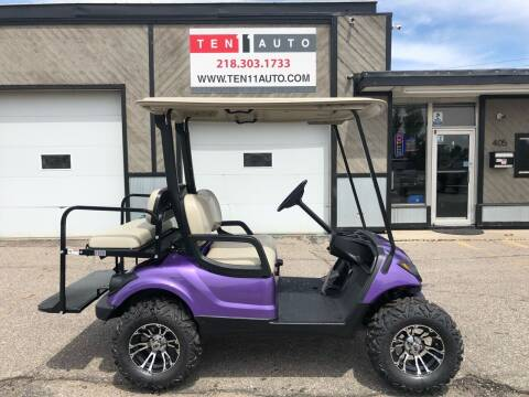 2014 Yamaha G29 for sale at Ten 11 Auto LLC in Dilworth MN