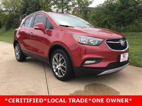 2018 Buick Encore for sale at MODERN AUTO CO in Washington MO