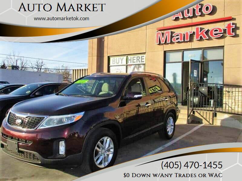2015 Kia Sorento for sale at Auto Market in Oklahoma City OK