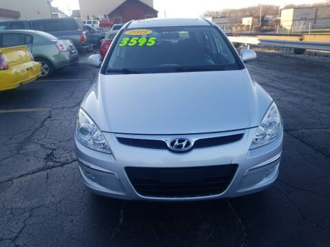 2009 Hyundai Elantra for sale at Discovery Auto Sales in New Lenox IL