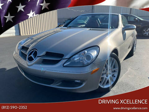 2008 Mercedes-Benz SLK for sale at Driving Xcellence in Jeffersonville IN