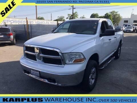 2011 RAM Ram Pickup 1500 for sale at Karplus Warehouse in Pacoima CA
