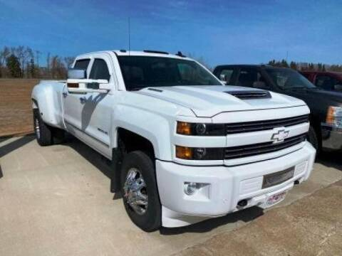 2018 Chevrolet Silverado 3500HD for sale at FAST LANE AUTOS in Spearfish SD