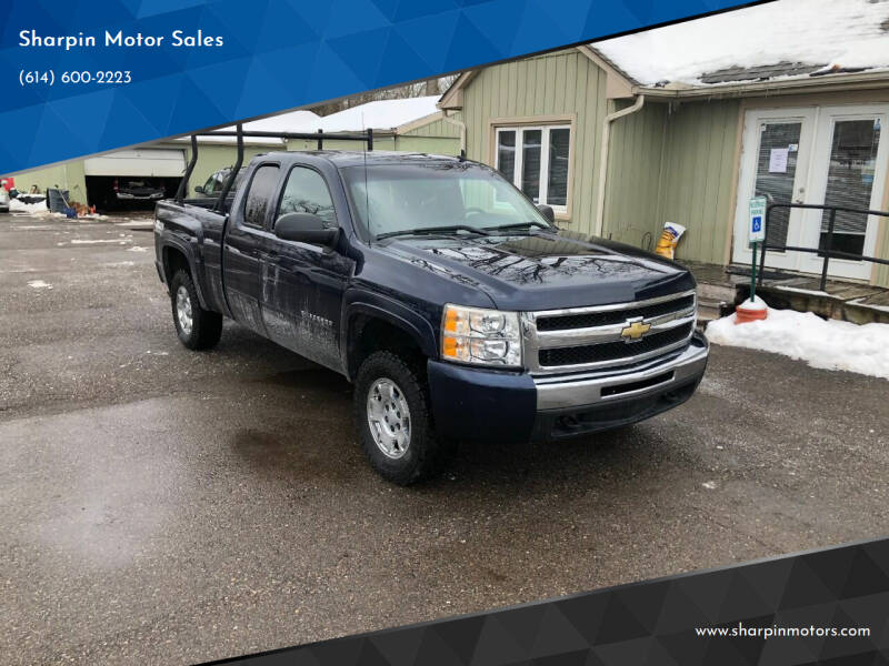 2010 Chevrolet Silverado 1500 for sale at Sharpin Motor Sales in Columbus OH