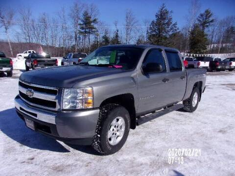 2009 Chevrolet Silverado 1500 for sale at Hart's Classics Inc in Oxford ME