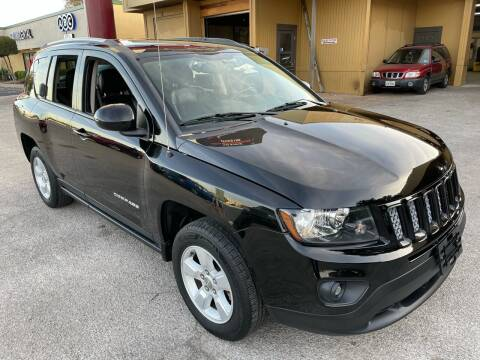 2017 Jeep Compass for sale at Austin Direct Auto Sales in Austin TX
