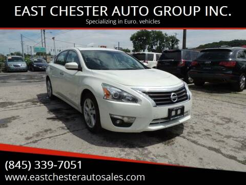 2013 Nissan Altima for sale at EAST CHESTER AUTO GROUP INC. in Kingston NY