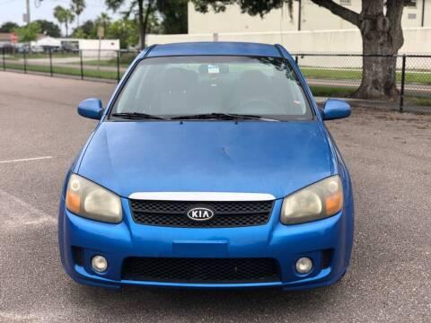 2008 Kia Spectra for sale at Carlando in Lakeland FL