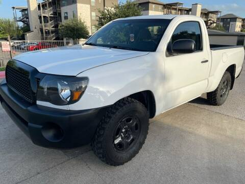 2009 Toyota Tacoma for sale at Zoom ATX in Austin TX