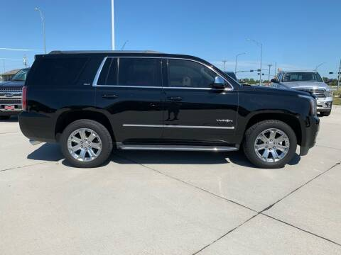 2015 GMC Yukon for sale at Sportline Auto Center in Columbus NE