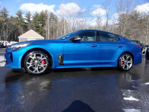 2018 Kia Stinger for sale at Mark's Discount Truck & Auto Sales in Londonderry NH