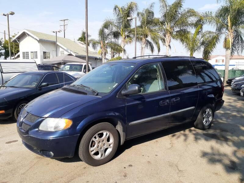 2003 Dodge Grand Caravan for sale at RN AUTO GROUP in San Bernardino CA
