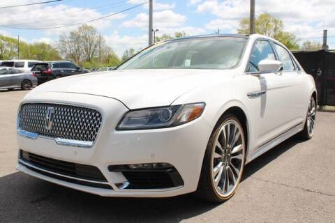 2017 Lincoln Continental for sale at Road Runner Auto Sales WAYNE in Wayne MI