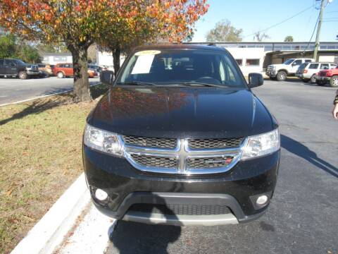 2014 Dodge Journey for sale at Maluda Auto Sales in Valdosta GA