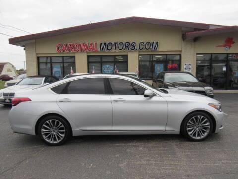 2015 Hyundai Genesis for sale at Cardinal Motors in Fairfield OH