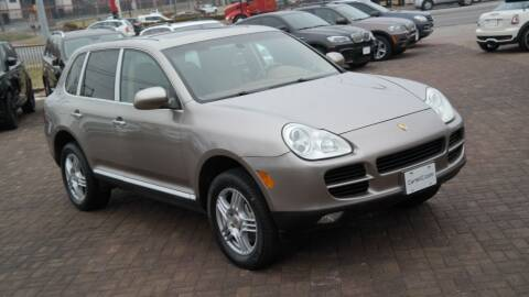 2004 Porsche Cayenne for sale at Cars-KC LLC in Overland Park KS