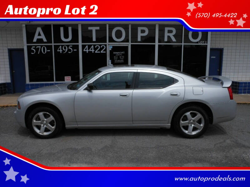 2009 Dodge Charger for sale at Autopro Lot 2 in Sunbury PA