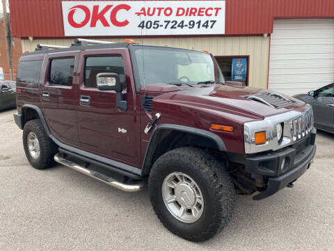2007 HUMMER H2 for sale at OKC Auto Direct in Oklahoma City OK